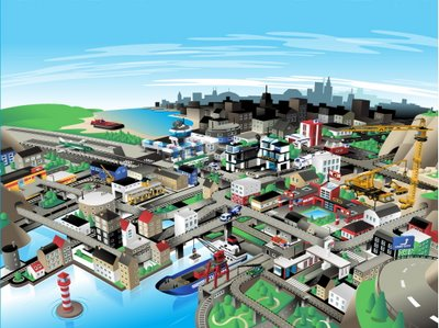 lego city image  - picture of lego city