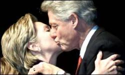 """Clinton-monica - """"Our future in 2008 is directly tied to how we do in 2007,"""" he said. As a close friend of Bill Clinton, he was at the president's side during the Monica Lewinsky scandal.   """"If anyone wants to settle scores it's me, but I'm in the camp that says 'move ahead'. Rove dreamt of a permanent Republican majority and he blew it,"""" he said."""