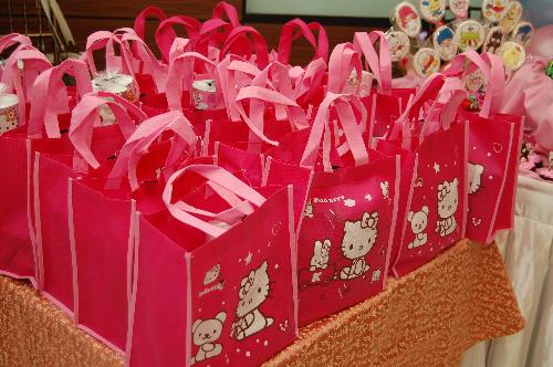 hello Kitty - These are loot bags