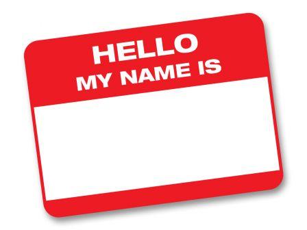 name - preferred name