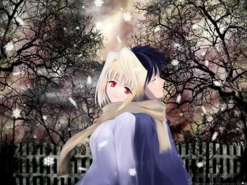 boy and girl in love ^^ - boy and girl happy together^^