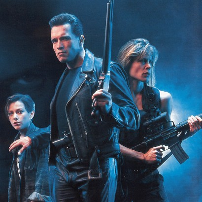 Arnold's Terminator 2: Judgment Day - How many times do you think you would hav watched Arnold's 'Terminator 2: Judgment Day' ot 'T2'?