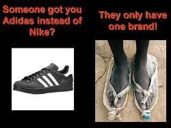 adidas or nike - adidas or nike