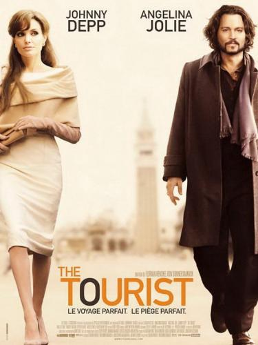 "Movie ""The Tourist"" - A movie directed by Oscar winner Florian Henckel von Donnersmarck ""The Tourist"" stars Johnny Depp as a math teacher from Wisconsin who went to Venice to get over a heartache. This is where he meets Angelina Jolie who is on a mission to divert authorities' attention on finding her boyfriend. She uses him to lead authorities to think that Depp is her ""wanted"" lover."