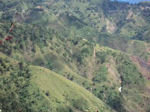 mountain - this mountain is perfect for mountain treckking