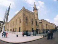 Sayyidna al-Hussein -  is the Mosque of Sayyidna al-Hussein