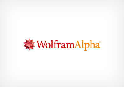 WolfRam - A online computation Engine. www.wolframalpha.com developed by Wolfram Research