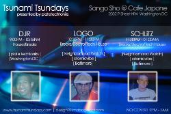 Sunday's Linedup for Tsunami Tsundays - Sunday's Linedup for Tsunami Tsundays
