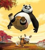 Kungfu Panda - the movie:Kungfu Panda a story how a fat panda to be a dragon warrior