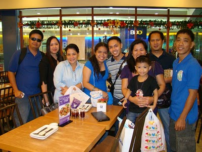 first conference - happened last december 2010 at Mall of Asia, Pasay Philippines