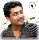 my photo - this is actor suriyya from india.he is a tamil actor who has a majority of fans .