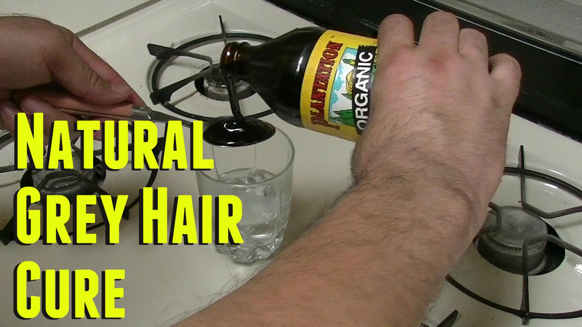 Today's magic spell! How to reverse gray hair! / myLot