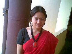 my partner - She is the most beautiful lady to me... what do you think?