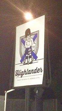 The Highlander in Port Alfred