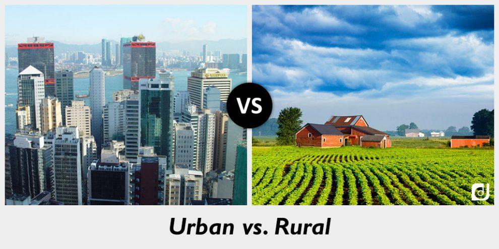 Homework help urban vs suburban