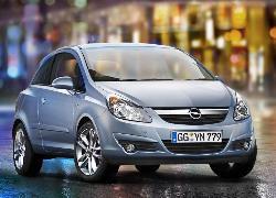 Opel Corsa - Opel Corsa