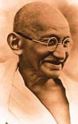 Mahatma Gandhi - father of the nation,india