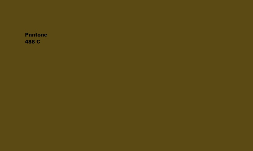 The Official Ugliest Color in the World / myLot