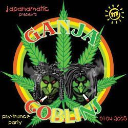 marijuana - a ganja logo
