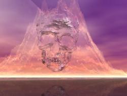 SKULL MOUNTAIN - THE SKULL OF DEATH