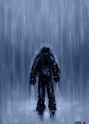 raining - raining