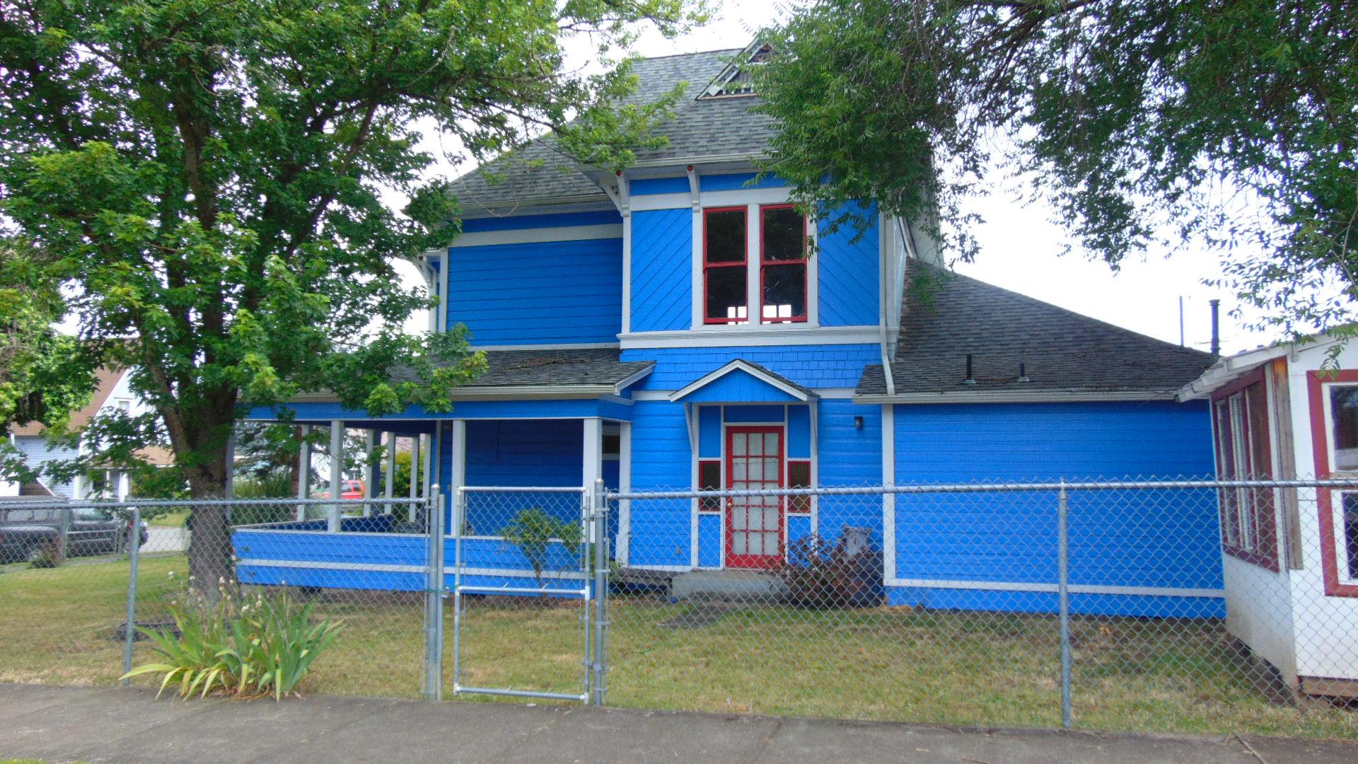 Older house.