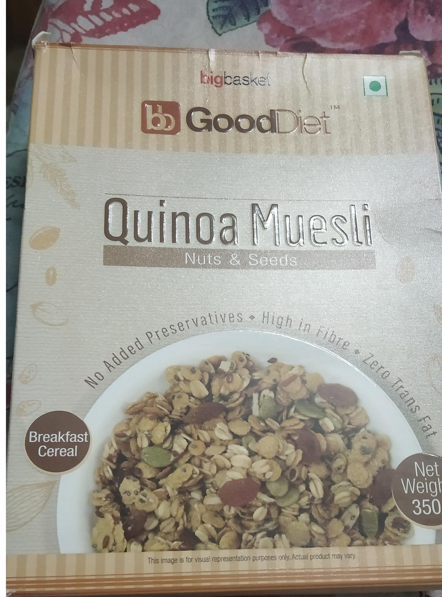 Quinoa_Muesli