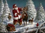 santa's done - santa