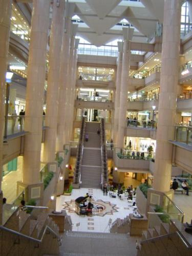Shopping Mall :) - I love to go to the mall!!