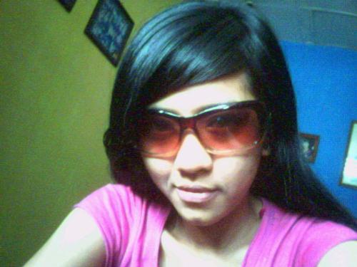 wedew - merah muda