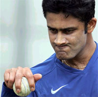 Kumble the Bowler - I think he is the best bowler