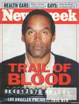 OJ Simpson on Newsweek - OJ Simpson