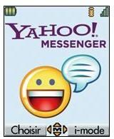 IM - Yhaoo messenger