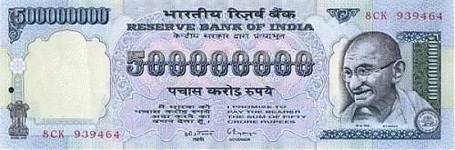 50 Cr - 50 crore