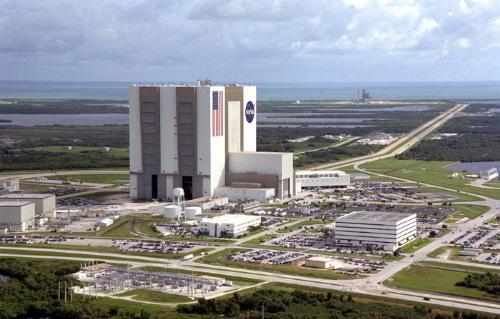 NASA - Main Office..