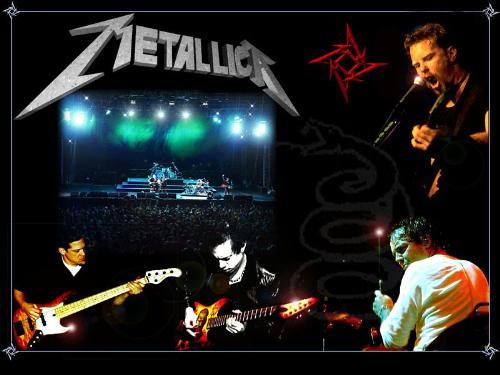 Metallica ROCKS! - How metallica should really be like