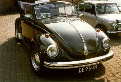 the 1970 Beetle - the 1970 convertible beetle