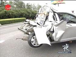crash - a pic of a accident