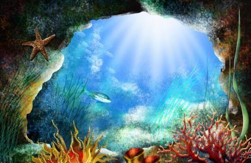 Underwater - underwater
