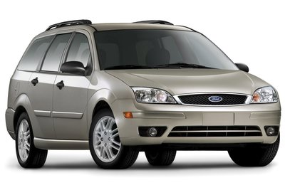Ford Focus Wagon SES - This is the picture of the 2005 but the new 2007 is almost similar, but with a few extras...:)