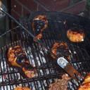 burnt food - burnt chicken