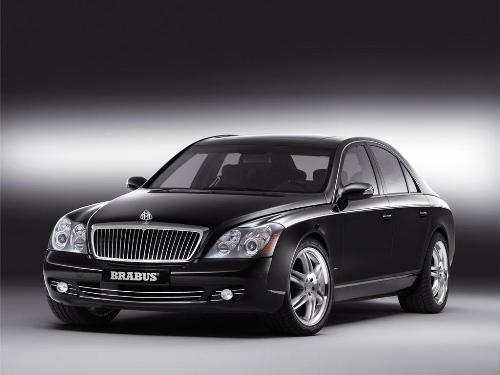 Maybach Brabus : Hell of a Car - Maybach Brabus : Hell of a Car
