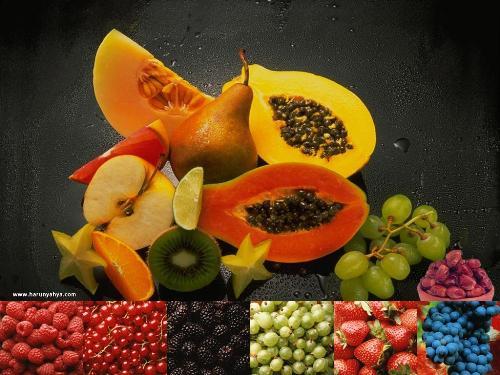 Fruits - fruits,fruits and fruits