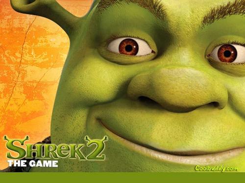 Shrek - I love Shrek