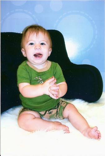 my son - my baby logan