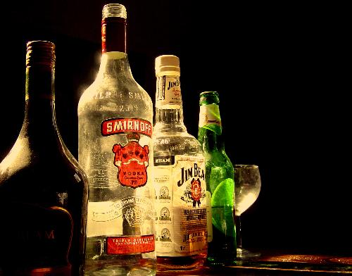 How much do you drink (alcoholic) in a day? - I drink occasionally, specially in parties I drink. It's not healthy to drink a lot. What's your idea?