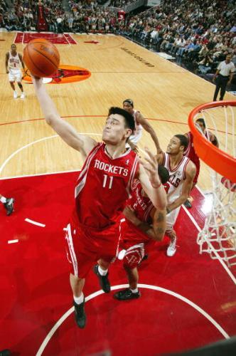 Yao ming - Is the future of Yao Ming bright in NBA?