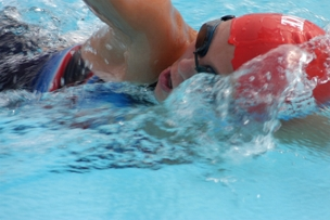 swimming - photo of  person who is swimming in pool