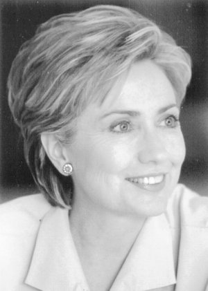 Hilary Clinton - Mrs. Hilary Rodham Clinton.  Former 1st Lady and current Senator for New York.  Her website : http://clinton.senate.gov/