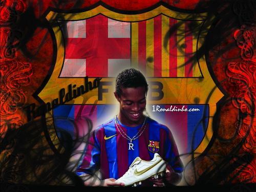 Ronaldinho - Best FootBall player in the world!